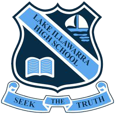 Lake Illawarra High School logo